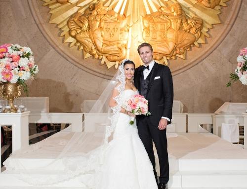 Crescent Hotel Wedding