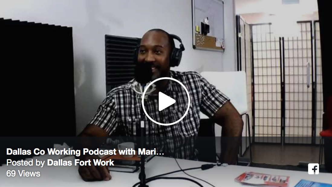 Fort work interview with Mario Ezeh