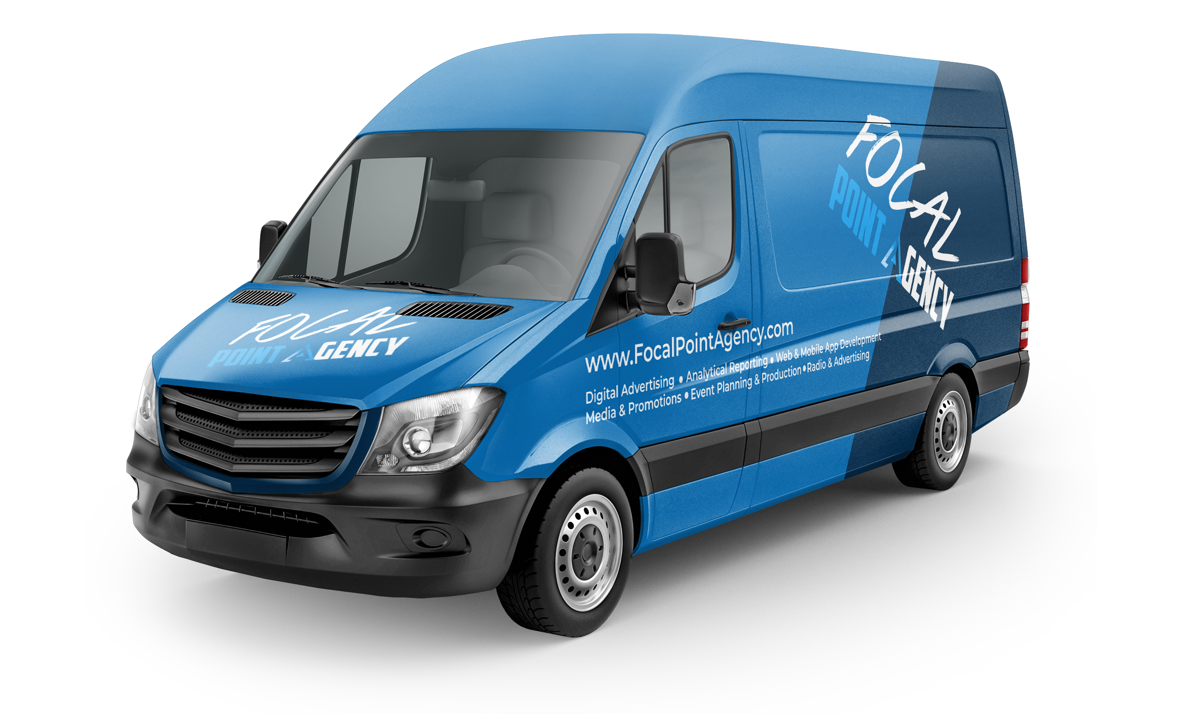 Focal Point Agency Mobile Unit